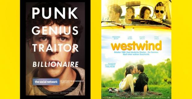 Roeien in de film: The Social Network & Westwind