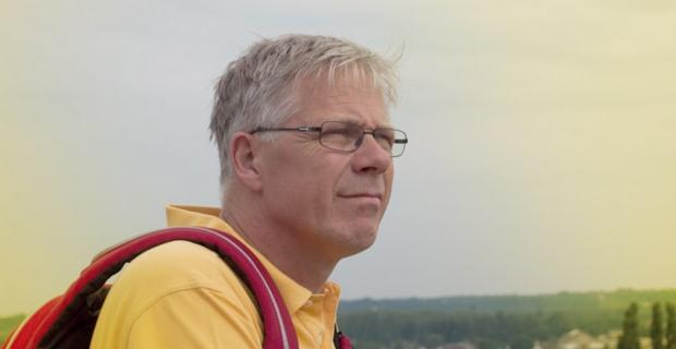 Vanuit de stuurstoel: Ruben Venneker