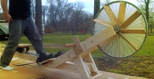 Hoe werkt een roeimachine?