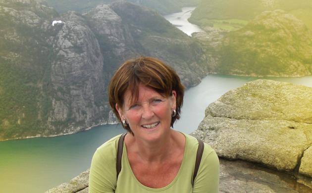 Vanuit de stuurstoel: Marianne Kats