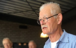 Even voorstellen: Dick van Diepen, roeiclinics-coördinator