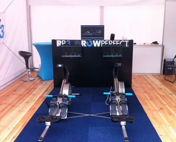 rowperfect demo